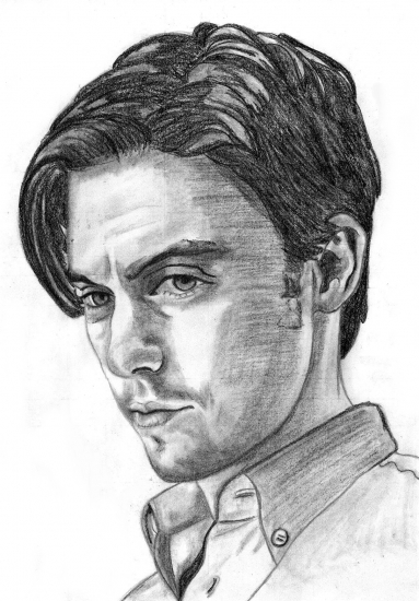 Milo Ventimiglia by Danyka
